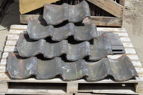 Reclaimed Roof Tiles Lofthouse