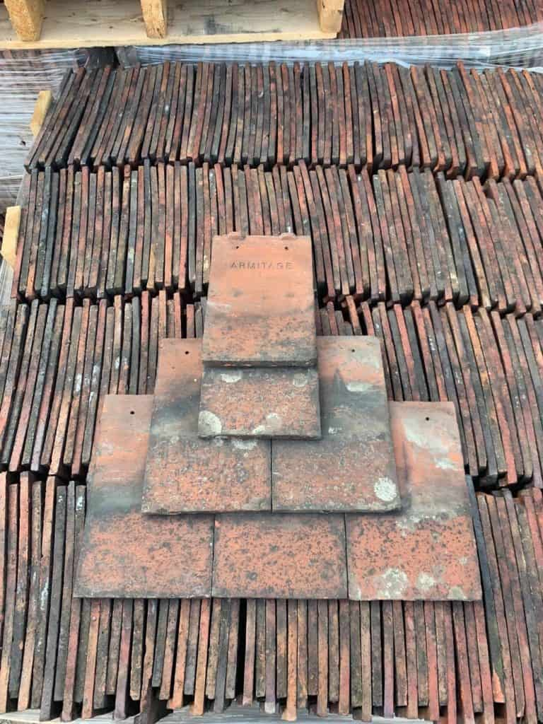Armitage Machine Made Reclaimed Tiles