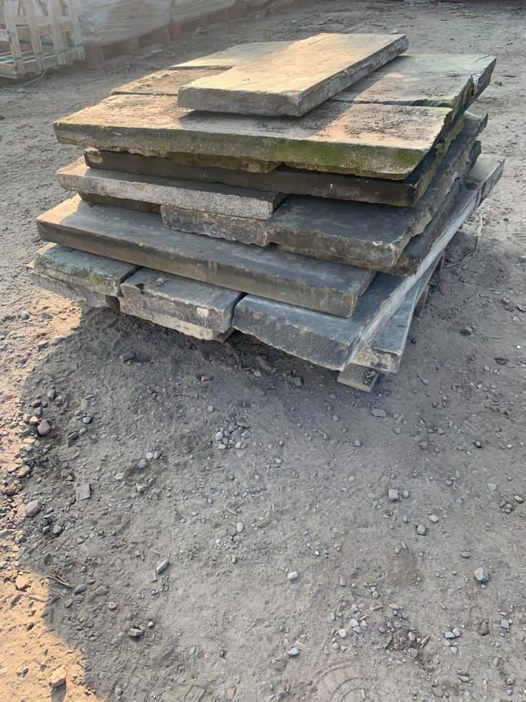 Yorkshire Stone Copings Reclaimed Yorkshire Stone
